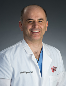 Ziad Elghoul, MD, FACC