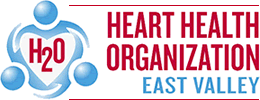 H2O – Heart Health Organization Logo